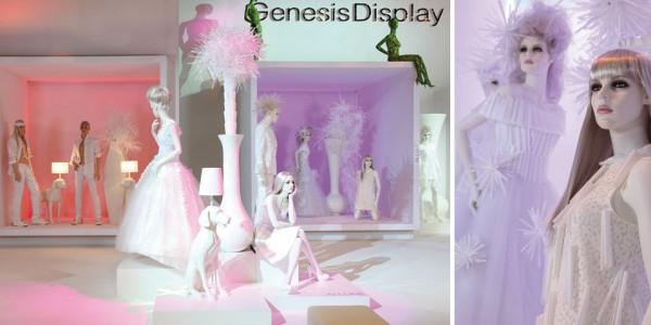 Genesis Display - Messestand